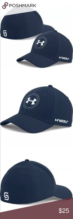 8a7a04abc31 Under Armour Men s UA Official Golf Tour 2.0 Hat Enjoy the great outdoors in  this Official