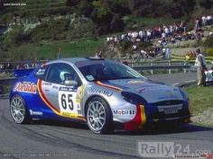 Ford Puma, Rally Car, Cars And Motorcycles, Race Cars, Racing, Retro, Vehicles, Classic, Sports