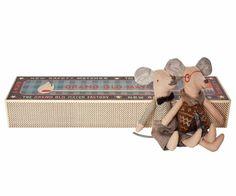 """Mäuse Großeltern """"Grandpa & Grandma"""" mit Schachtel von Maileg im LilleHusStore.de kaufen; Mäuse Zahnfee im Maileg onlineshop bestellen"""