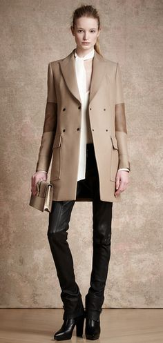 Belstaff Pre-Fall 2013 Love this coat
