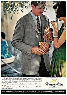 Norman Hilton Vintage Ad