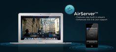 Macbook Air를 Apple TV 처럼!! AirServer!! :: Serapian's Blog