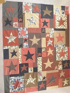 Buggy barn quilt pattern -- my most favorite quilt store!