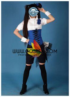 Black Butler Ciel Phantomhive 3rd Edition Cosplay Costume