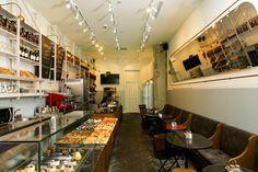 Shani Coffee shop Bakery by studio Dehab at Work, Rishon LeZion – Israel » Retail Design Blog