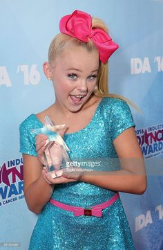 JoJo Siwa attends the 2016 Industry Dance Awards And Cancer Benefit Show at Avalon on August 17, 2016 in Hollywood, California.