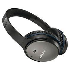 Bose Quiet Comfort 25 Samsung - Bedrade over-ear koptelefoon met noise cancelling - Zwart Bose, Android, Top 10 Headphones, Noise Reduction Headphones, Windows Mobile, Bluetooth, Wireless Noise Cancelling Headphones, Samsung, Acoustic