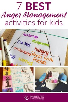 7 Simple but Effective Anger Management Activities for Kids