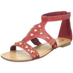 Gomax Women's Berdine-13 Ankle-Strap Sandal