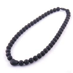 Koo-di Baby Choos Teether Necklace - Black Heart Now Available in our #ShopSBS Shop £12.99   http://www.shopsbs.co.uk/babynotincluded/products/koo-di-baby-choos-teether-necklace-black-heart/koo-di-baby-choos-teether-necklace-black-heart