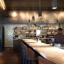 Barcelona Wine Bar interior design by Square Feet Studio