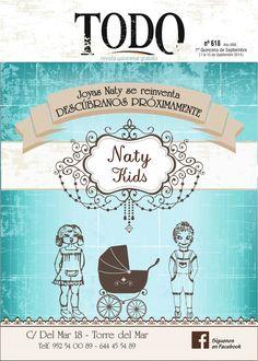 . Naty Kids, Joyas naty se reinventa, nueva apertura en Torre del Mar.
