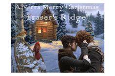 Christmas on Fraser's Ridge.
