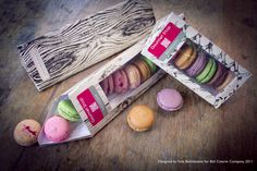 Package for macaroons