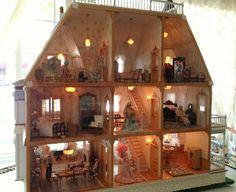 Rumi's Paper Craft      スタンピンアップ手作りカード: My Doll House(Torrance, CA)