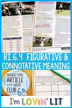 RI.6.4 Figurative an