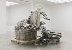Extreme and Impossible Sculptures * Diana Al-Hadid