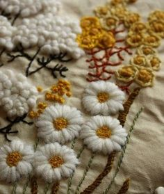embroidery works / mellow_stuff