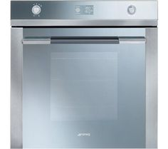 SMEG Linea SFP125-1 Electric Oven - Stainless Steel