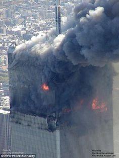 September 11, 2001 World Trade Center  New York