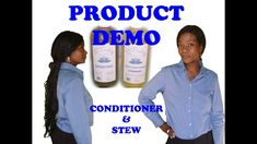 Natural Hair: How to use Conditioner & Hair Stew Mix Natural Shampoo, Natural Women, Deep Conditioner, Shampoo Bar, Natural Hair Styles, Told You So, Natural Hair Shampoo