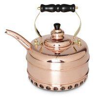 Sur La Table Simplex Copper tea kettle