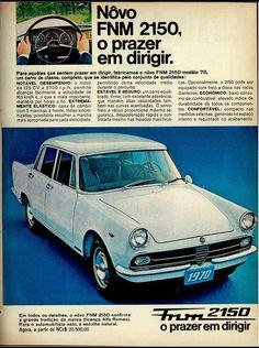 anuncio FNM - 1970