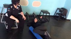 Do you sit a lot during your day? This is an AMAZING mobility exercise - check it out! #tayloredtrainingphysiotherapy