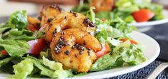 There are many variations and styles for Aviator Caesar salad. We like to serve it with shrimp and our chocolate black mustard seed glaze.