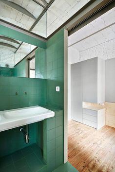 Pepe Gascon Architecture Jose Hevia Tomas House Apartment Renovation Interior Modern