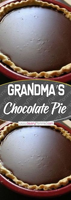 Grandma�s Chocolate