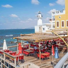 Lunching in Tyre, South Lebanon