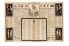 La Sombra : semanari festiu y lliterari se publica tots els disaptes: Año I Número Tots Sants -1924