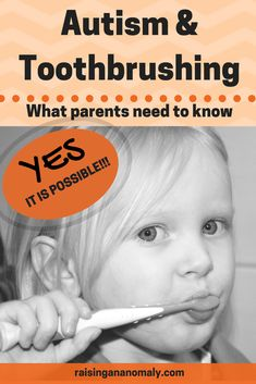 Autism and Brushing
