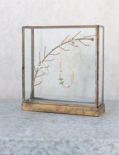 Brass Jewellery Case                                                                                                                                                      More