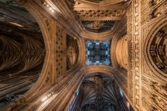 Canterbury Cathedral Ceiling 2 by davidabbs check out more here https://cleaningexec.com