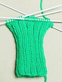 Neulotut lapaset – kolme perusohjetta - Yhteishyvä Crochet Bikini, Knit Crochet, Knitting Socks, Mittens, Diy, Crafts, Crocheting, Knit Socks, Fingerless Mitts