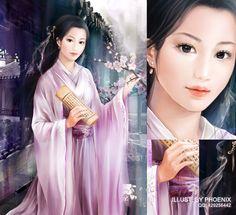 Grace by Phoenix Lu ~•º•>¡<~>!<~>¡<•º•~