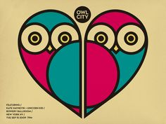 Owlcity ...don't like the group but CUTE logo