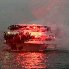 Beşiktaş - Fenerbahçe (Düştük Yine Yollarına...)
