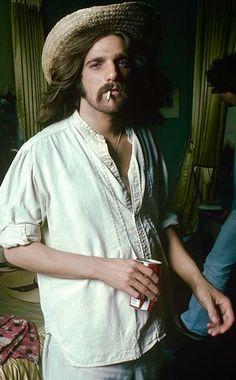 Glenn Frey- The Hotel California photo shoot.