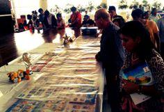 Más de 1,000 personas fue el aproximado de afluencia en la exhibición / #sports #soccer #fútbol #colección #soccerfan