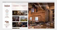 Alpenclub Engelberg - Responsive Webdesign Engelberg, Web Design, Website, Alps, Design Web, Website Designs, Site Design