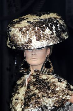Christian Dior Haute Couture S/S 2008 - another one for the school run...