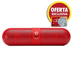 Imagen para Parlante Beats Pill 2 Rojo de ABCDIN