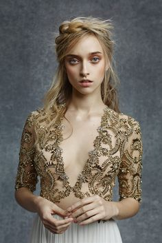 Reem Acra Pre-Fall 2015 #minimode www.mini-mode.com