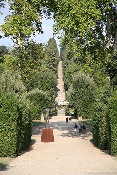 Florence-Garden Boboli