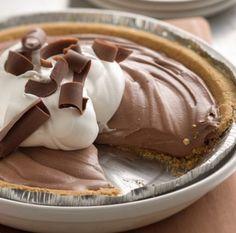 Smulig superläcker paj med med fluffig chokladfyllning!