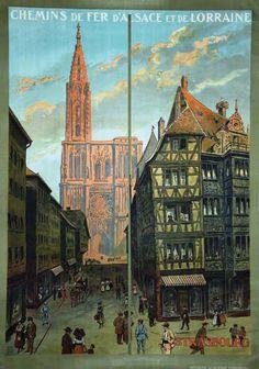 Strasbourg     vers 1920