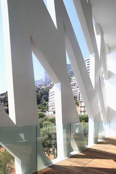 tile facade screen